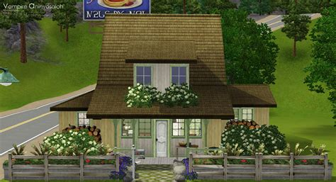 Small Cottage Kitchen Design Ideas mod the sims key lime pie cottage starter for a family