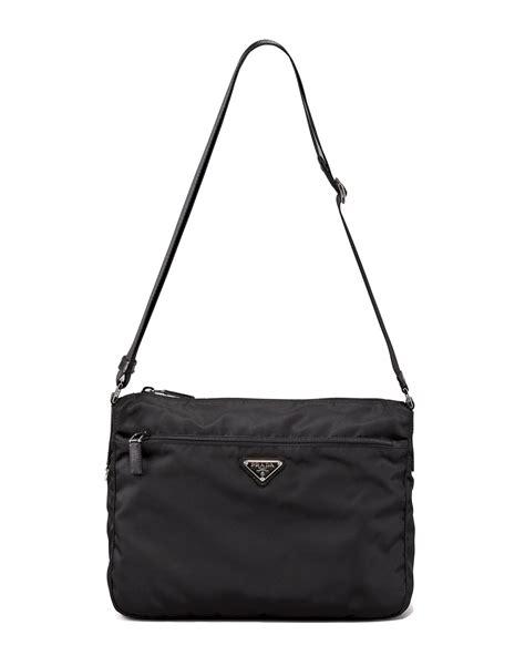 Prad A Nilon Kanvas 32cm Mirror Quality prada bandoliera shoulder bag green prada purse