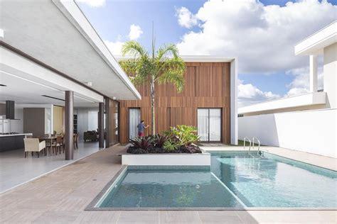 Area Casa by Casas Em L 63 Projetos Plantas E Fotos Para Se Inspirar