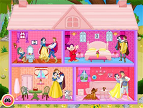snow white doll house snow white games friv games online