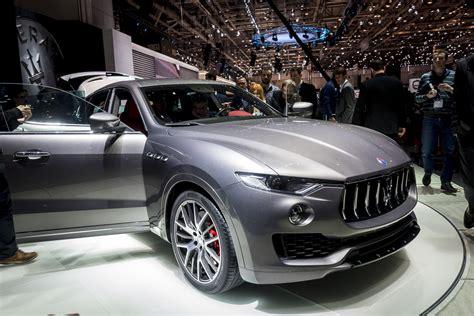 Geneva 2016 Maserati Levante