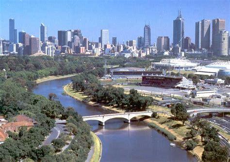 Landscape Photos Melbourne Melbourne City Images Melbourne With Yarra River Landscape