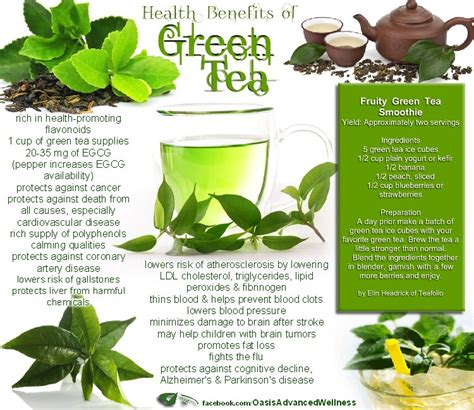 Green Tea Liver Detox by Cancer Diets Benefits Of Green Tea Liver Cleansing