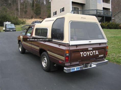 1981 Toyota Truck 1981 Toyota