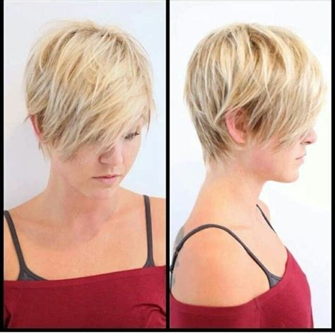 stacked hairstyles thin short stacked haircuts 2017 for thin hair pictures