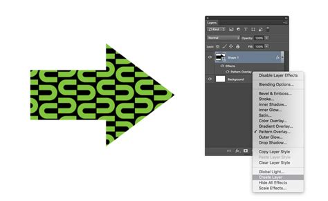 rotate pattern in photoshop adobe photoshop how can i rotate a pattern overlay layer