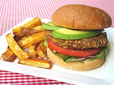 veggie burgers recipe dishmaps