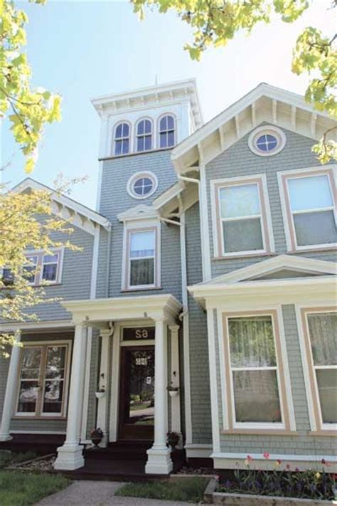 exterior paint schemes for victorian homes home color schemes house and pastel on pinterest
