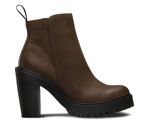 Drmartens Magdalena dr martens canada dr martens magdalena in brown polished wyoming brown r16734201