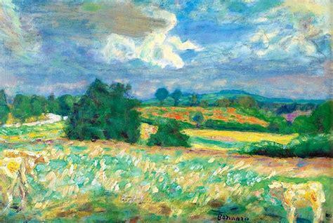 Cache Vue 3744 by Bonnard Paysage Du Morvan Bonnard Et Le Paysage