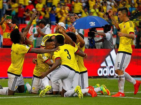 imagenes de colombia y venezuela unidas santiago valencia el reportero del gol colombia