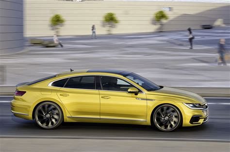 volkswagen arteon vw arteon revealed in 2017 s passat cc by car magazine