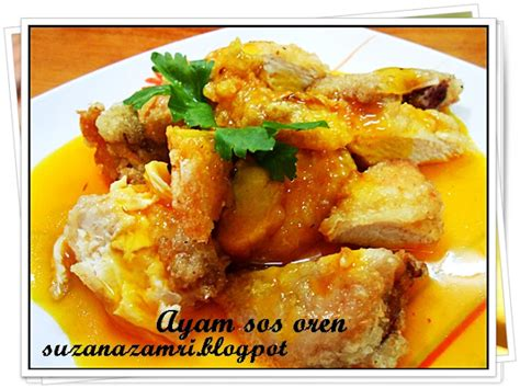 Vitamin E Buat Ayam Petelur cooking with soul ayam sos oren