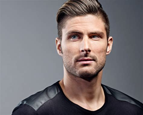 olivier giroud hairstyle 2015 the dugout