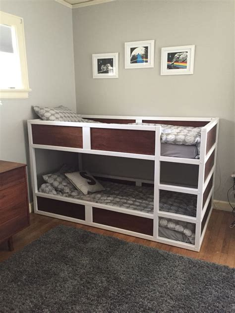 ikea loft bed hacks 265 best images about ikea kura bed on pinterest ikea