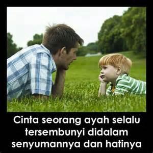gambar kata kasih sayang seorang ayah kepada anaknya