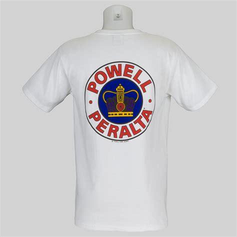 Tshirt Skate Tshirt Supreme Skate powell peralta supreme logo t shirt white at skate pharm