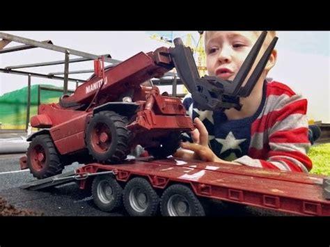 Harga Rc Excavator Liebherr excavator volvo ec480dl rc unboxing by 5 fits