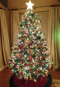 the most stunning pre lit christmas trees