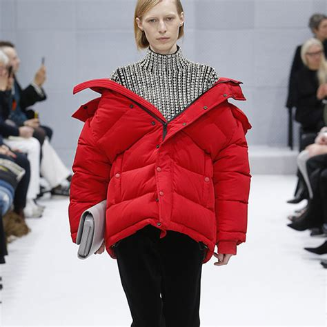 Things We Want Peacocks Balenciaga Style Blazer by Balenciaga Womenswear Browns Fashion