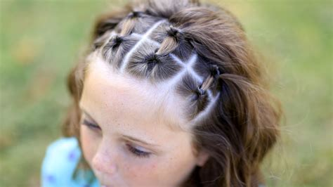hairstyles underneathe double flip under accents easy hairstyles cute girls