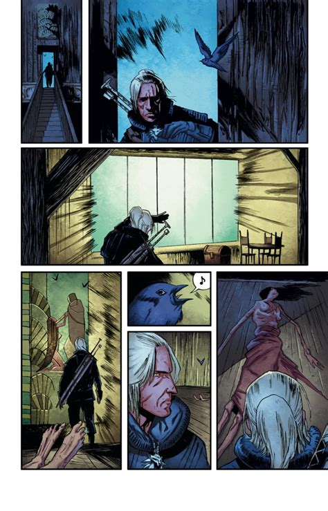 The Witcher Volume 1 House Of Glass Graphic Nove Buruan Ambil preview the witcher vol 1 house of glass