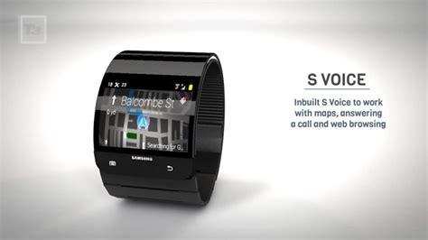samsung galaxy gear smartwatch weather update android samsung galaxy gear smartwatch concept video amazes us