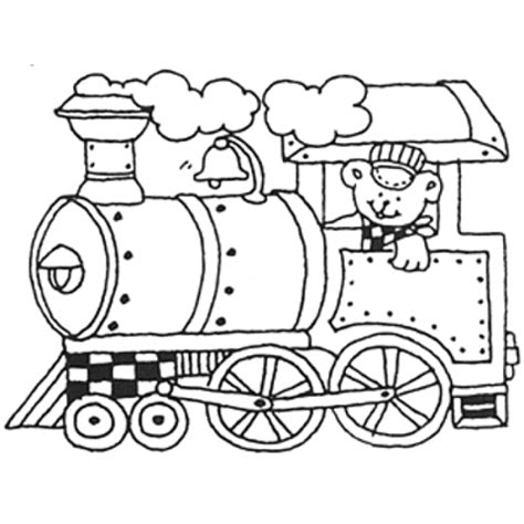 Steam Engine Coloring Pages Engine Templates
