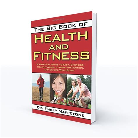 well being books the big book on health fitness dr phil maffetone