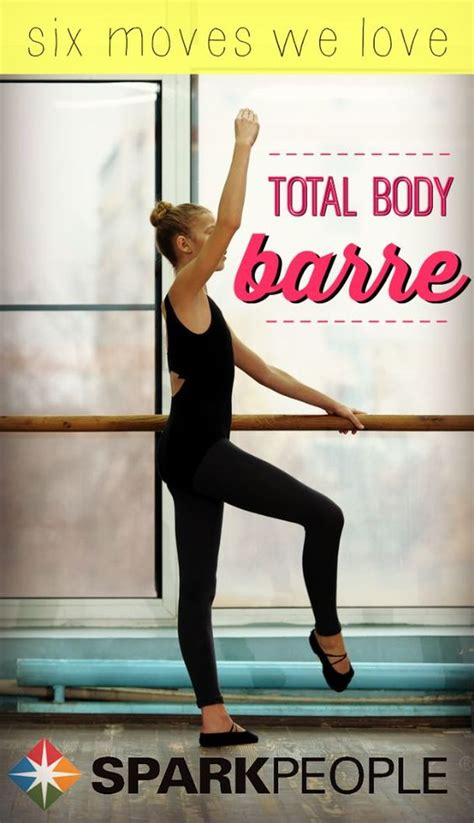 a 6 step barre workout workout exercises