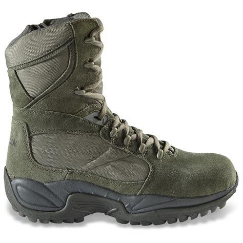 mens reebok boots reebok s ert tactical boots waterproof 282281