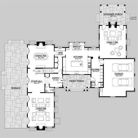 style floor plans hton style home floor plans