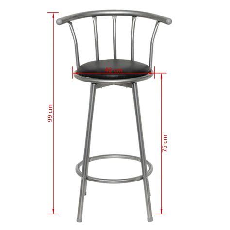 sedie sgabelli cucina sgabelli sedie cucina bar e pub riga pelle e metallo 2