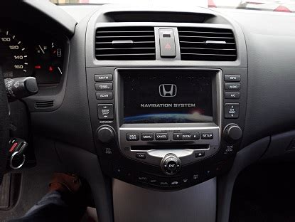 auto air conditioning repair 2007 honda accord navigation system a neatly used honda accord 2007 model with navigation system n2 2m autos nigeria