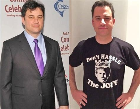 jimmy kimmel hair loss the gallery for gt jimmy kimmel weight loss before and after