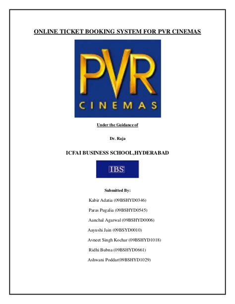 ticket booking pvr cinema booking thumb