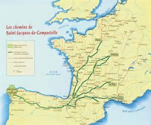les chemins de compostelle arts et voyages