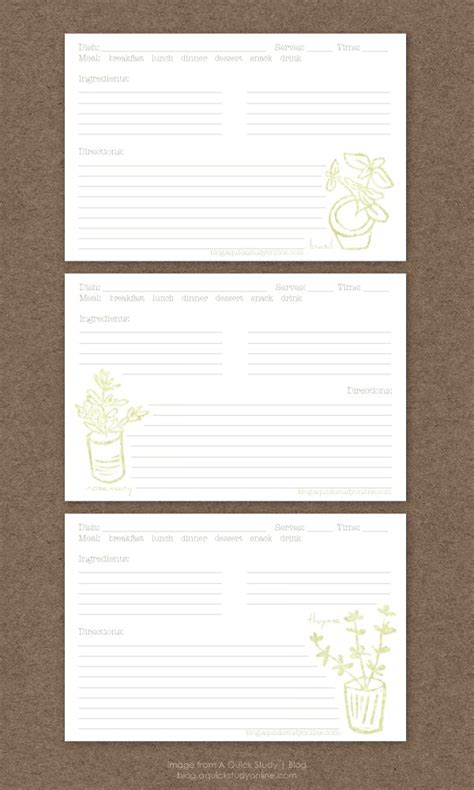 computer printable recipe cards 28 best computer fonts printables images on pinterest