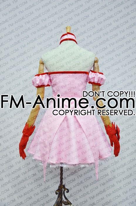 Costume Ichigo Tokyo Mew Mew tokyo mew mew ichigo momomiya pink costume