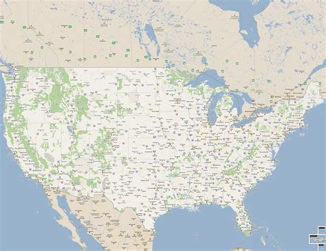 map usa picture map usa