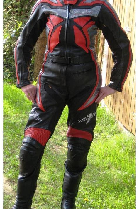 Gebrauchte Motorradbekleidung Damen by Lederkombi Sieger Gr 40 Harro Lederkombi Elektra Gr