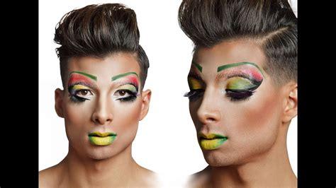 makeup paso a paso maquillaje carnaval paso a paso drag