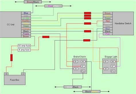 rostra cruise wiring diagram motorcycle brake