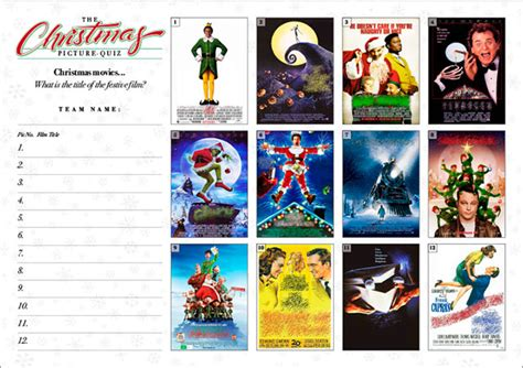 film quiz round christmas quizzes answers autos post