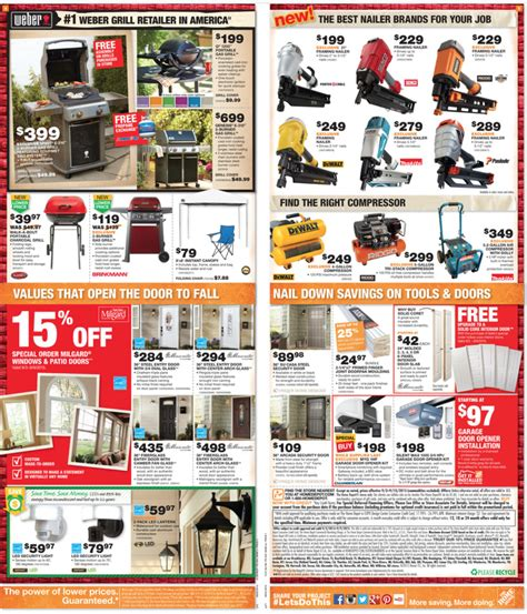 home depot labor day sale  blackerfridaycom