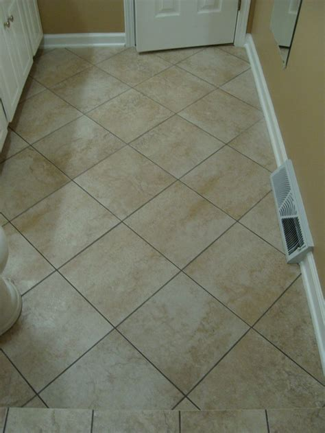 Installing Ceramic Floor Tile 18 Best Images About Tile Layout On Ceramics Contemporary Bathrooms And Herringbone