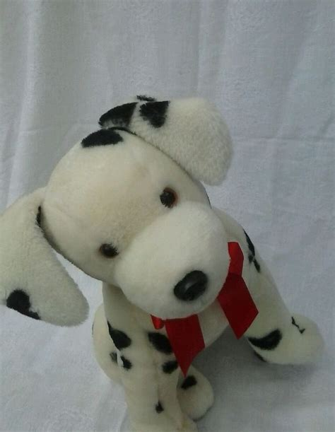 dalmatian plush dog stuffed animal hallmark gifts 15hx18l