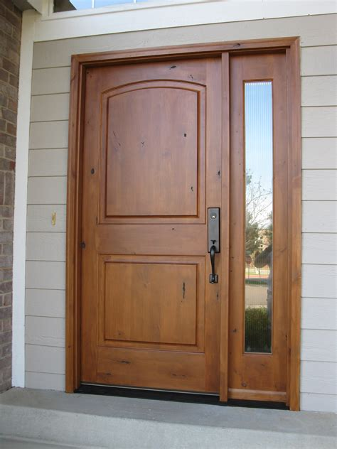 maintain exterior wood doors denvers house painting pro
