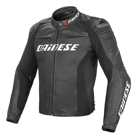 leather motorcycle racing dainese racing d1 leather jacket revzilla