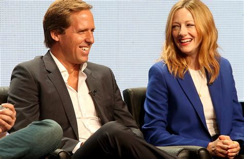 judy greer spouse judy greer and nat faxon play husband and wife on the new
